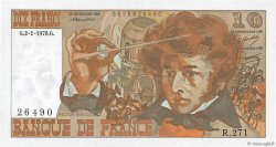 10 Francs BERLIOZ FRANCE  1976 F.63.16