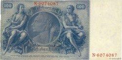 100 Reichsmark ALLEMAGNE  1935 P.183a TTB