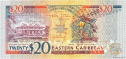 20 Dollars CARAÏBES  1994 P.33k NEUF