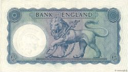 5 Pounds ANGLETERRE  1957 P.371a TTB+