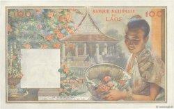 100 Kip LAOS  1957 P.06a pr.NEUF