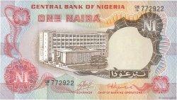 1 Naira NIGERIA  1973 P.15a pr.NEUF