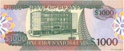 1000 Dollars GUYANA  2002 P.35 NEUF