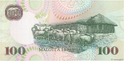 100 Maloti LESOTHO  2001 P.19b NEUF