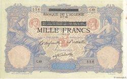 1000 Francs TUNISIE  1942 P.31 SPL