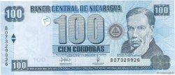 100 Cordobas NICARAGUA  2006 P.199 NEUF
