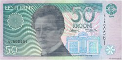 50 Krooni ESTONIE  1994 P.78a NEUF