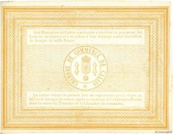 5 Francs FRANCE régionalisme et divers CALAIS 1870 JER.62.11A pr.NEUF
