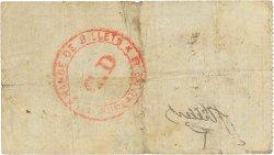 1 Franc FRANCE régionalisme et divers ETREILLERS 1915 JP.02-0761 TTB