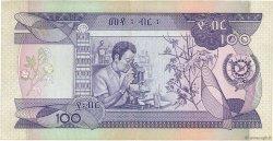 100 Birr ÉTHIOPIE  1976 P.40 TTB+