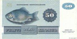 50 Kroner DANEMARK  1984 P.050c TTB