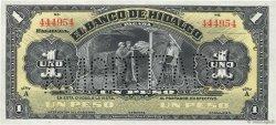 1 Pesos MEXIQUE  1914 PS.0304b NEUF