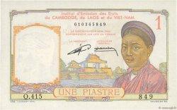 1 Piastre INDOCHINE FRANÇAISE  1953 P.092 pr.NEUF