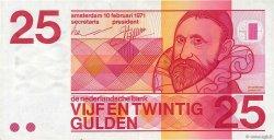 25 Gulden PAYS-BAS  1971 P.092a TTB+