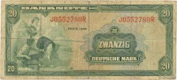 20 Mark ALLEMAGNE  1948 P.006a B+