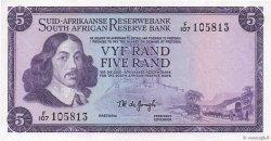 5 Rand AFRIQUE DU SUD  1974 P.112b pr.NEUF