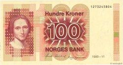 100 Kroner NORVÈGE  1993 P.43d SUP