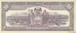 50 Pesos MEXIQUE San Blas 1915 PS.1047a SPL