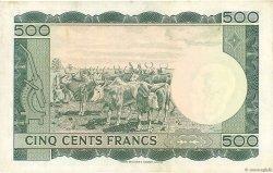 500 Francs MALI  1960 P.08 TTB+
