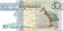50 Rupees SEYCHELLES  2001 P.38 NEUF