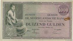 1000 Gulden PAYS-BAS  1926 P.048 TTB