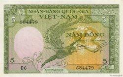 5 Dong VIET NAM SUD  1955 P.002a pr.NEUF