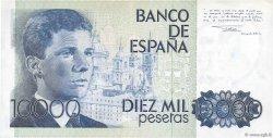 10000 Pesetas ESPAGNE  1985 P.161 SUP+