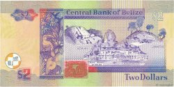 2 Dollars BELIZE  1999 P.60a pr.NEUF