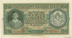 250 Leva BULGARIE  1943 P.065a pr.NEUF
