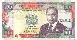 100 Shillings KENYA  1992 P.27d pr.SPL