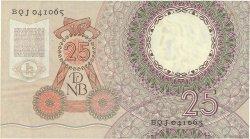 25 Gulden PAYS-BAS  1955 P.087 SUP