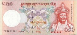 500 Ngultrum BHOUTAN  2006 P.33a pr.NEUF