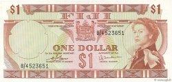 1 Dollar FIDJI  1974 P.071b pr.NEUF