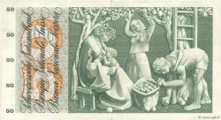 50 Francs SUISSE  1967 P.48g TTB