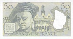 50 Francs QUENTIN DE LA TOUR FRANCE  1987 F.67.13 SPL
