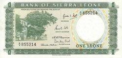 1 Leone SIERRA LEONE  1964 P.01a NEUF