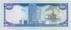 100 Dollars TRINIDAD et TOBAGO  2002 P.45b pr.NEUF