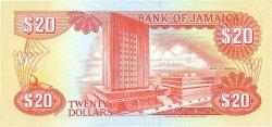 20 Dollars JAMAÏQUE  1989 P.72c NEUF