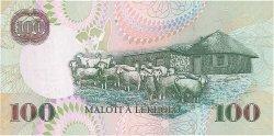 100 Maloti LESOTHO  2007 P.19d pr.NEUF