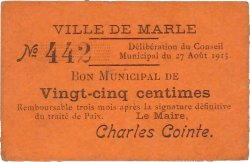 25 Centimes FRANCE régionalisme et divers  1915 JP.02-2649 SUP+