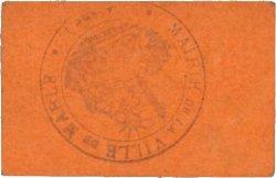25 Centimes FRANCE régionalisme et divers MARLE 1915 JP.02-2649 SUP+