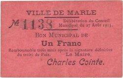 1 Franc FRANCE régionalisme et divers  1915 JP.02-2651 SUP