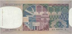 50000 Lire ITALIE  1977 P.107a SUP