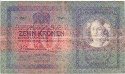 10 Kronen AUTRICHE  1904 P.009 TB