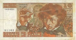 10 Francs BERLIOZ FRANCE  1973 F.63.02 TB