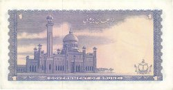 1 Ringgit - 1 Dollar BRUNEI  1967 P.01a pr.NEUF