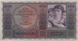 500000 Kronen AUTRICHE  1922 P.084 TTB