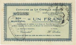 1 Franc FRANCE régionalisme et divers  1915 JP.02-0398 SPL
