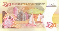 20 Pounds GUERNESEY  1996 P.58c NEUF