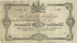 1 Riksdaler SUÈDE  1871 P.A139a TTB